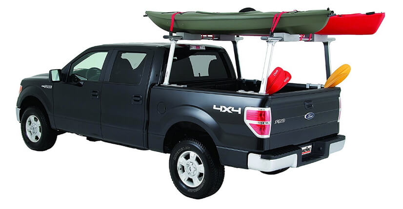 the best kayak carriers for pickup trucks