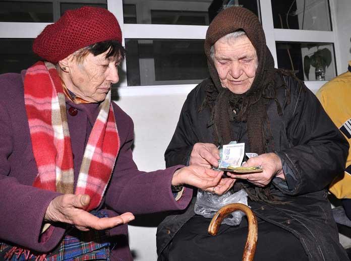 Геноцид! Около 1,2 млн. души са с пенсии под 321 лв.