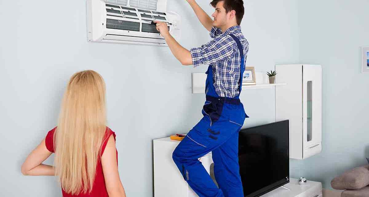 Профилактика на климатик