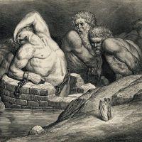 Расата на белите гиганти в легендите на индианците