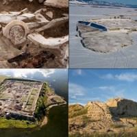 Порт Бажин, мистериозен остров създаден неизвестно защо и напуснат