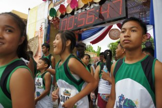 Bulusan EcoTrail Runninc Cup Year Three