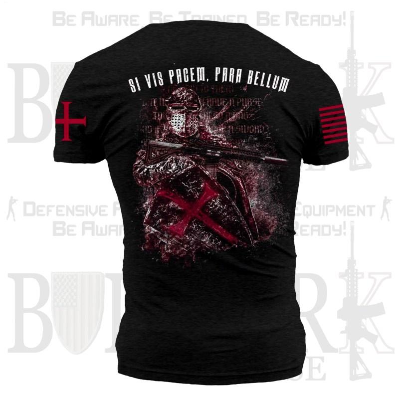 Modern Templar T-Shirt - BACK