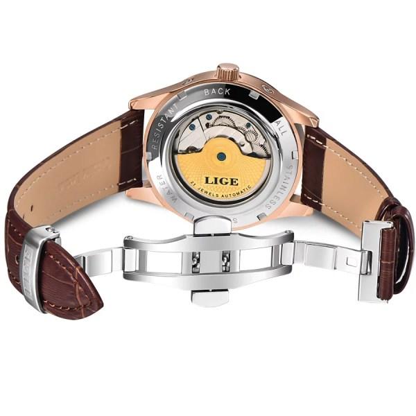 Часы Lige 6826