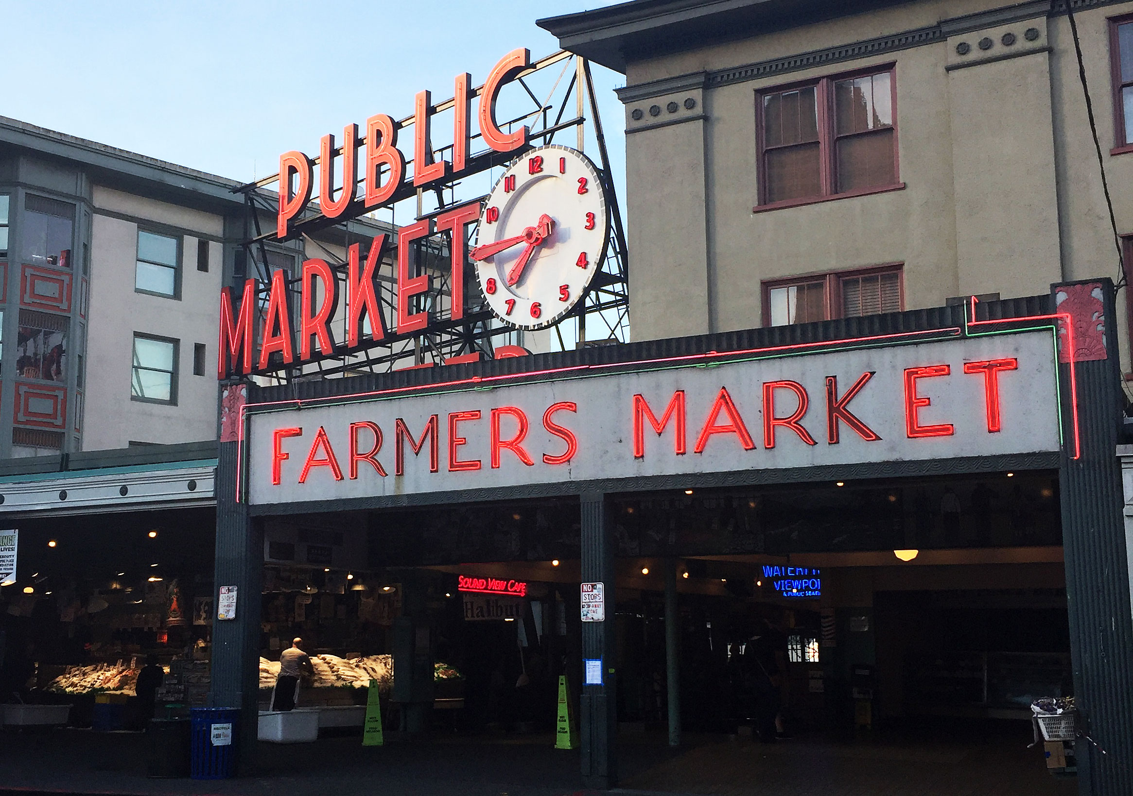 Pike Place Public Market Seattle Travel Guide By Bumble and Bustle