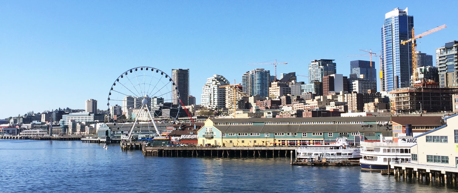 Ferry Seattle Travel Guide By Bumble and Bustle