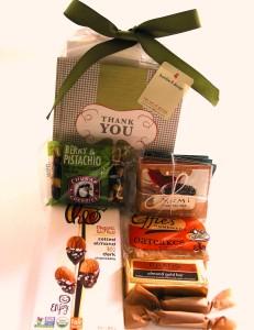 bumbleBdesign Thank You Bag Gift, Seattle