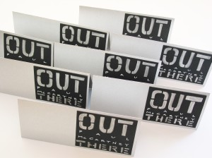 """custom Paul McCartney """"Out There"""" tour ticket envelopes"""