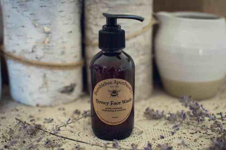 Honey face wash recipe honey on skin benefits