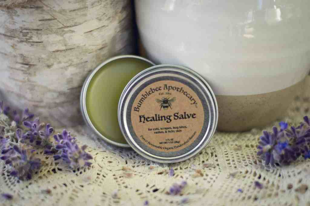 How to make herbal healing first aid ointment