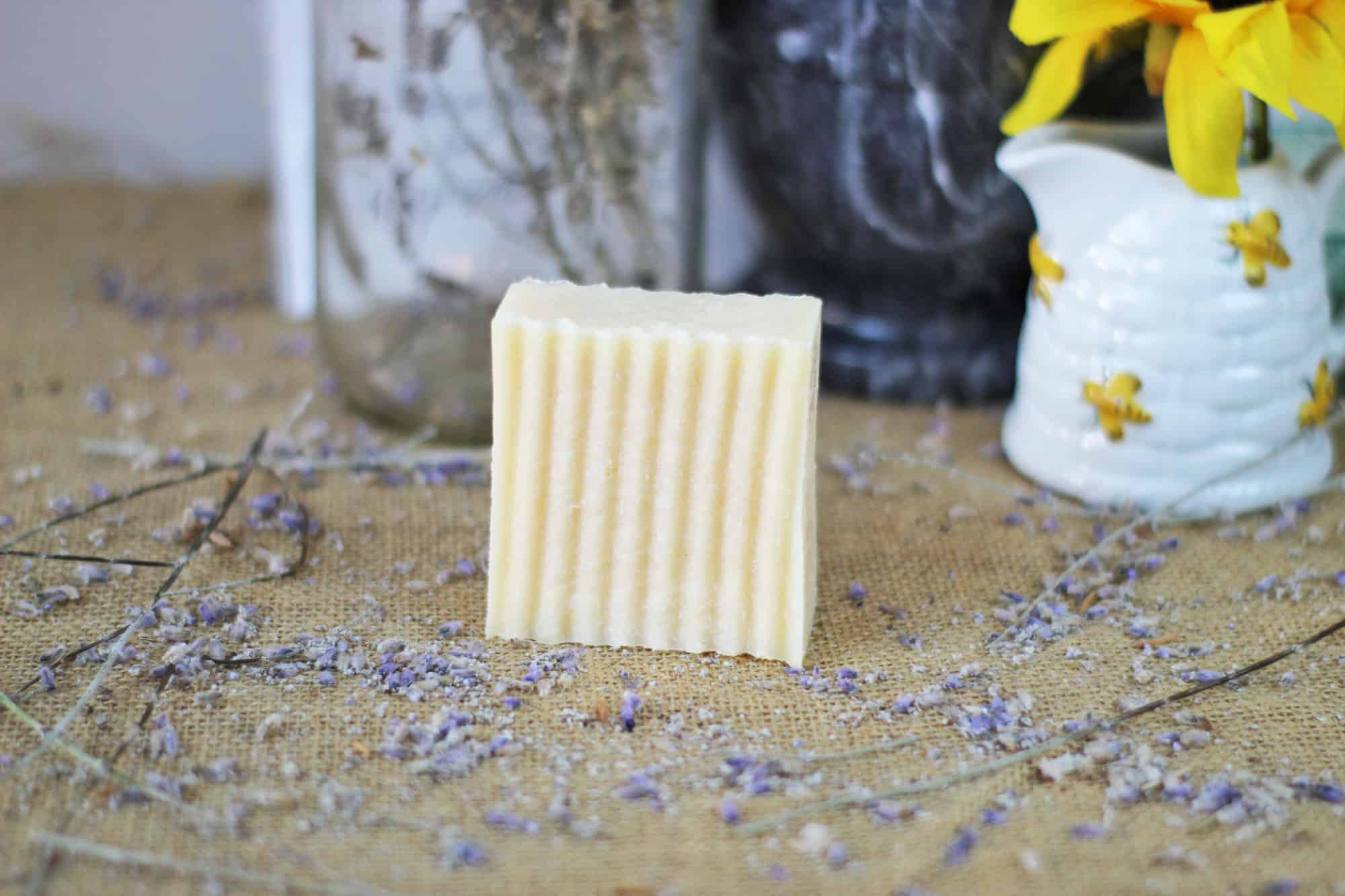 Pure tallow soap recipe and tutorial