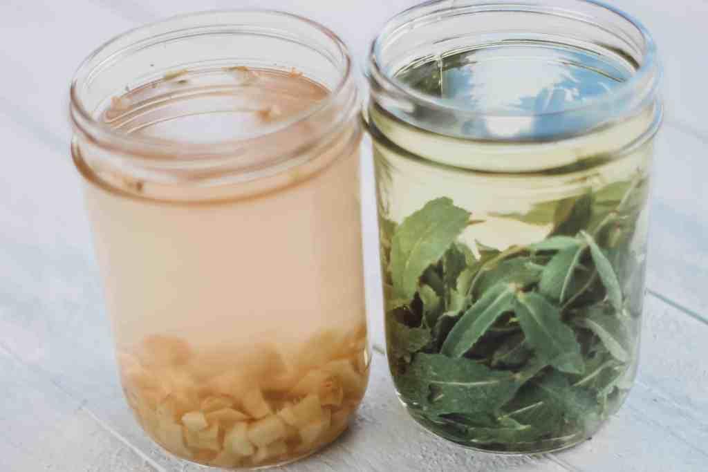 gaps diet tea recipes herbal ginger