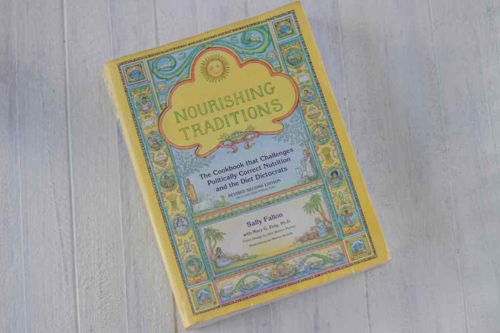 Nourishing Traditions food list
