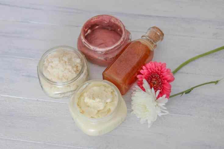 Anti aging skincare homemade