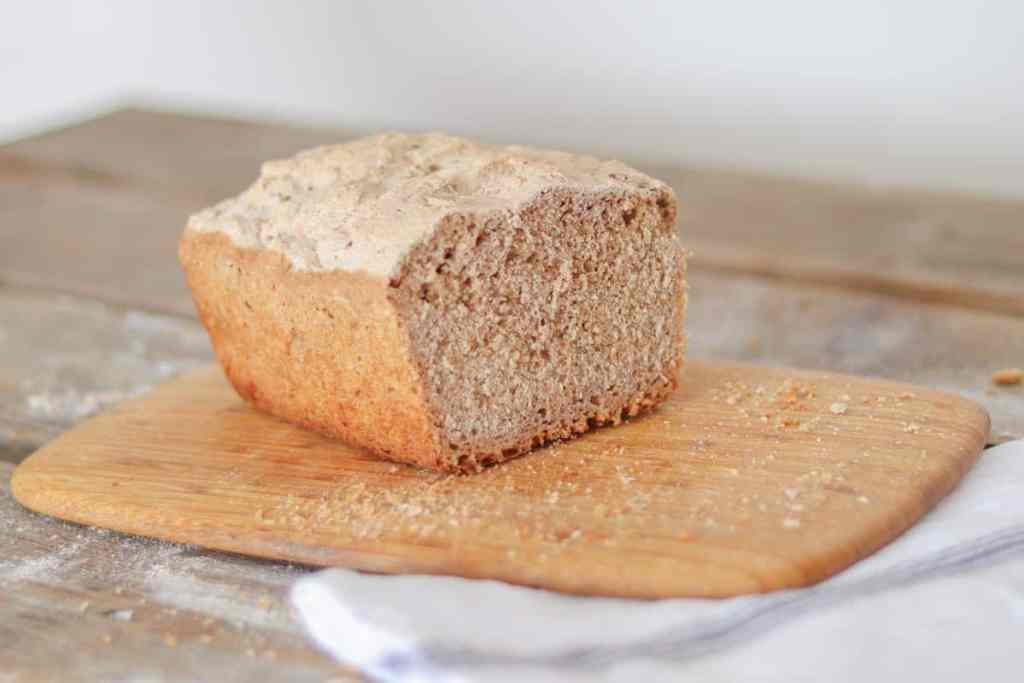 Simple homemade bread