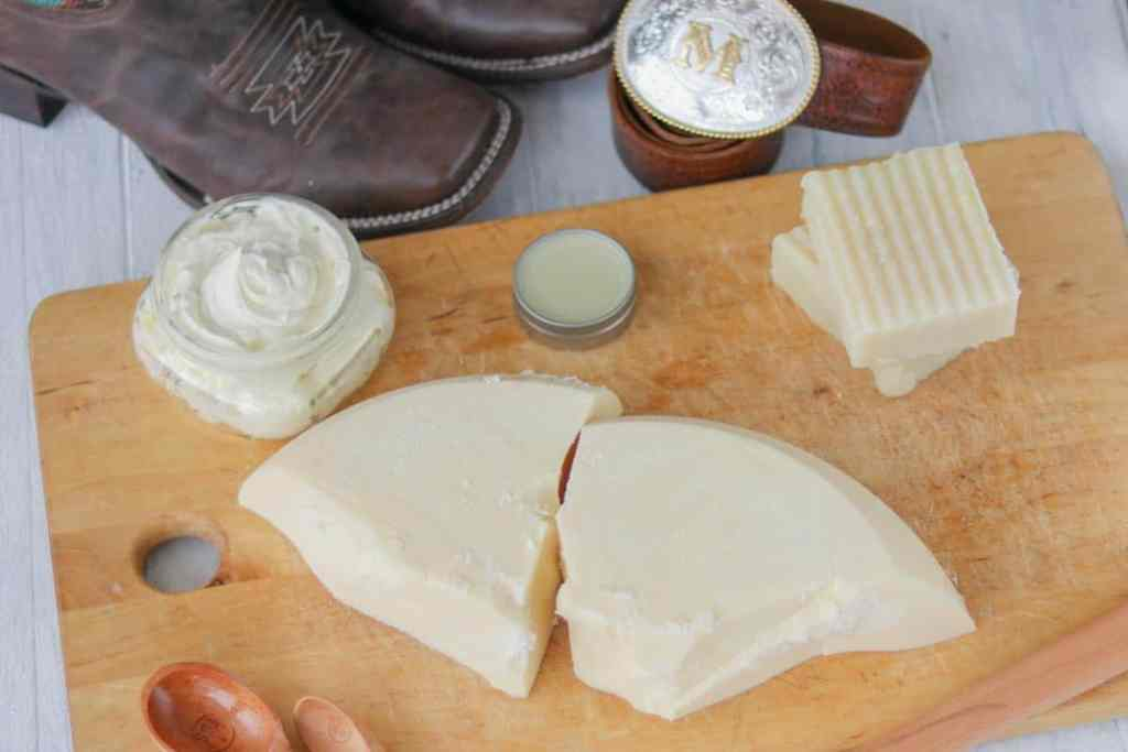 Beef tallow uses