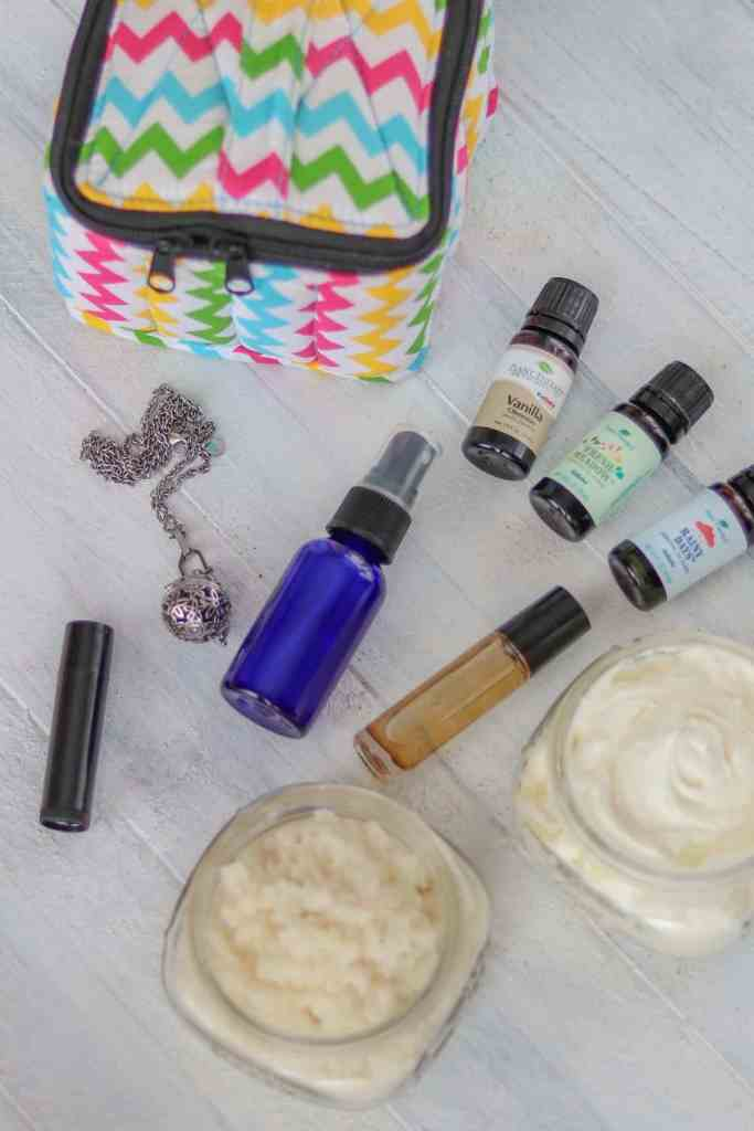 Essential oil gifts for mothers