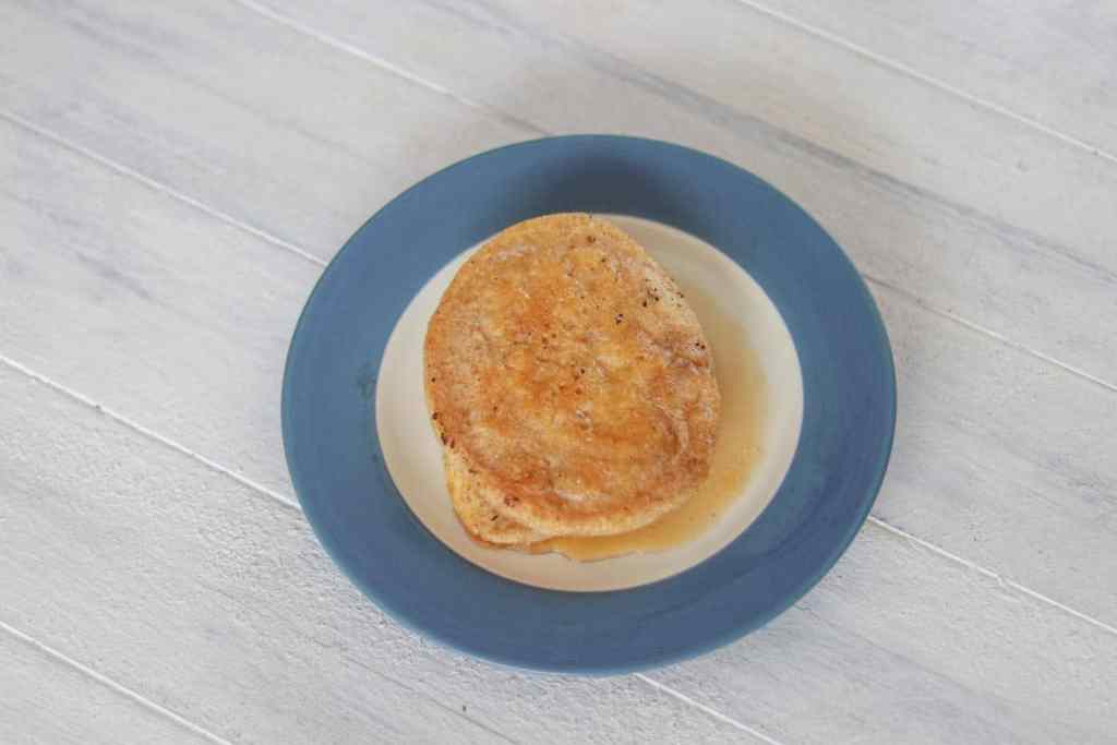 Sourdough starter pancakes