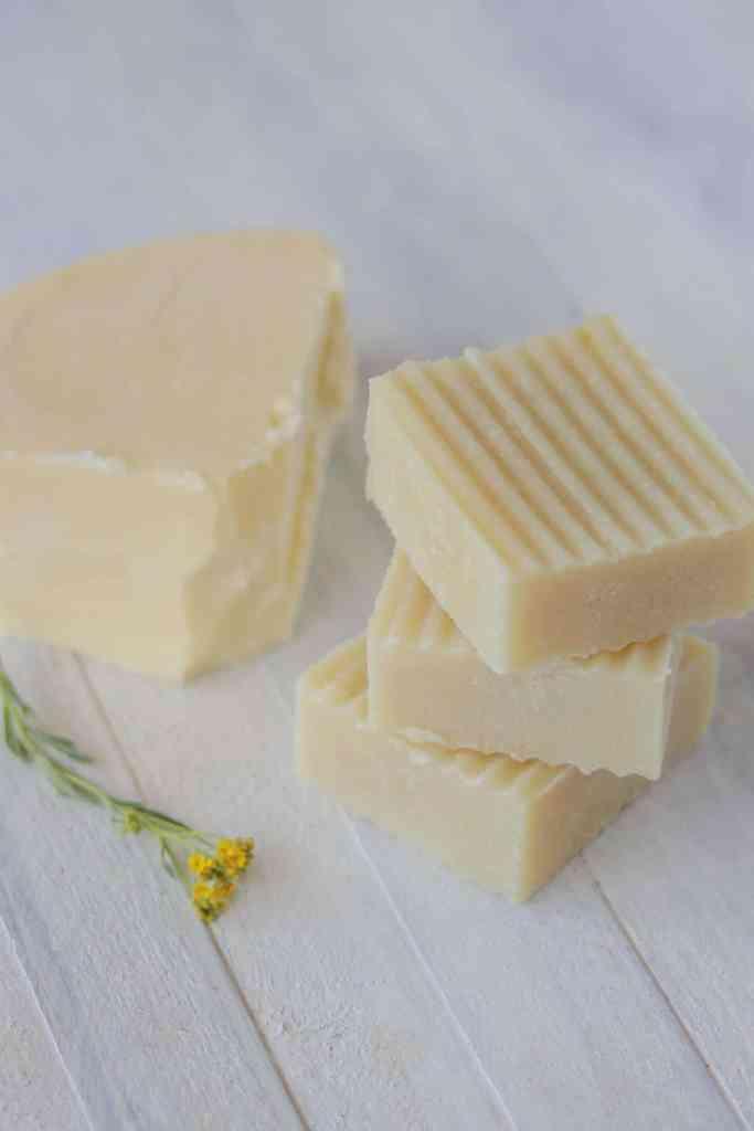 Tallow soap recipe