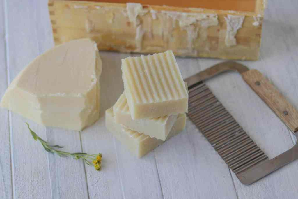 Why add tallow to soap