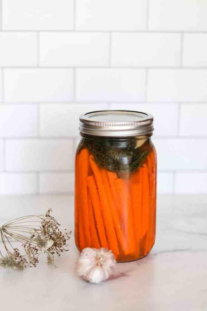Fermented carrots benefits