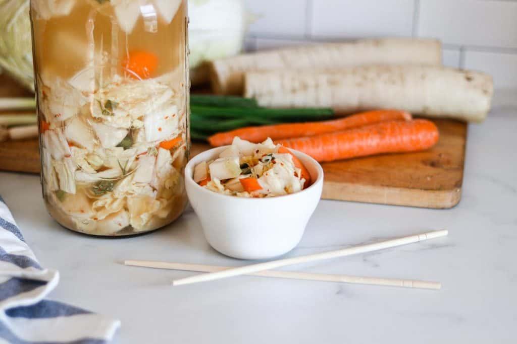 Kimchi recipe easy