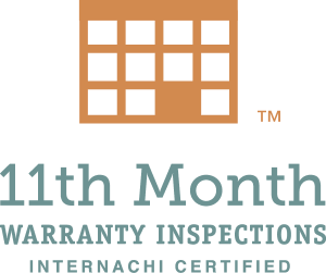 11th Month Warranty Inspection Seal