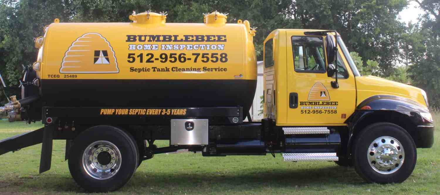 Bumblebee Septic Tank Cleaning Service