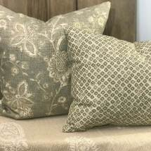 coordinating pillows