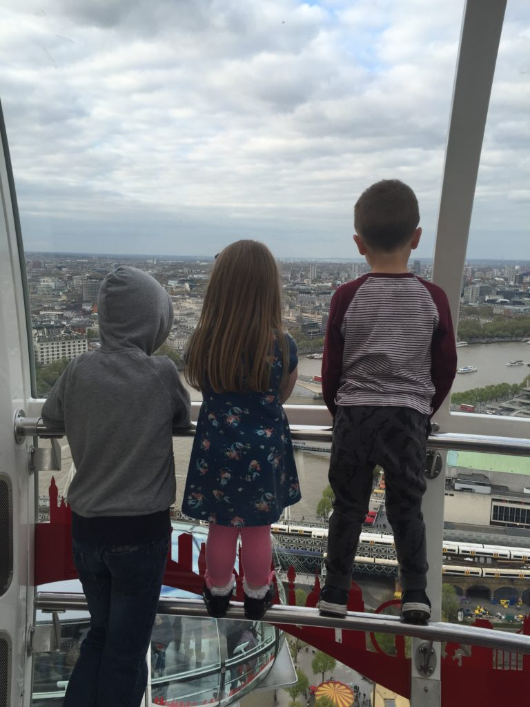 Kids-london-eye