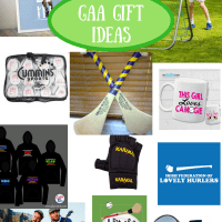 Christmas Gift Ideas for GAA Mad Kids and Teens
