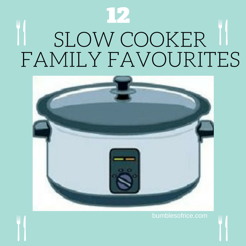 12 Slowcooker Recipes that are Tried, Tested and Recommended