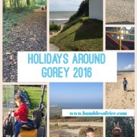 Bumbles Family Travel : Gorey and North Wexford with Kids (2016)
