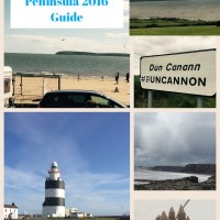 Bumbles Family Travels: Holidaying with Kids around Duncannon and the Hook Peninsula (2016 edition)