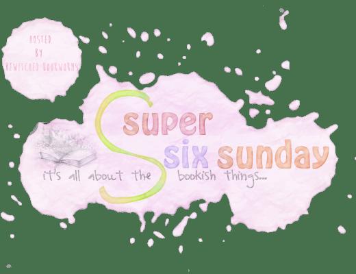 Super Six Sunday: Super 6 Books I Wish I Lived In