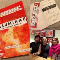 Illuminae ~ My first ever book launch!