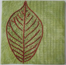 Weekly Leaf by Linda McLaughlin