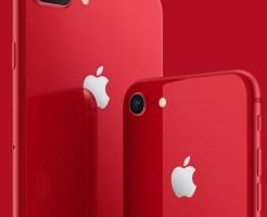 【比較】赤いiPhone 8 PRODUCT REDはiPhone 7版とどう違う?