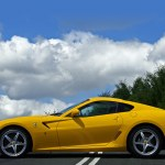 Ferrari 599 Gtb Fiorano Hgte 2010 Luxury Of Automotive Fast And Speed Car
