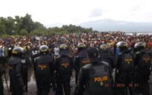 Perampasan Tanah PT AMG dan Aksi Menolaknya 03