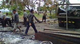 Perampasan Tanah PT AMG dan Aksi Menolaknya 05