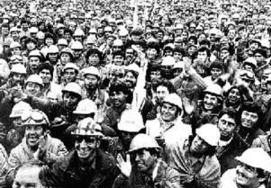 Revolusi Chile 03 Dewan Buruh - Cordon Industriales