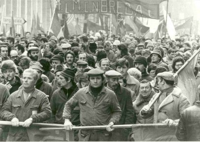 Revolusi Chile 04 - Aksi Massa Buruh yang Diorganisir Dewan Buruh - Cordon Industriales