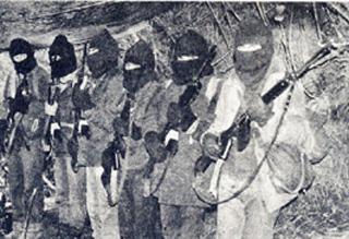 Revolusi Chile 09 Gerilyawan MIR