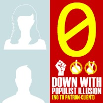 0 Down with populist illussion