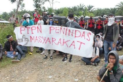 Konflik Agraria di Kecamatan Keera 09