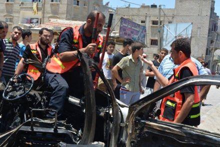 Palestina - Kerusakan yang Diakibatkan Israel