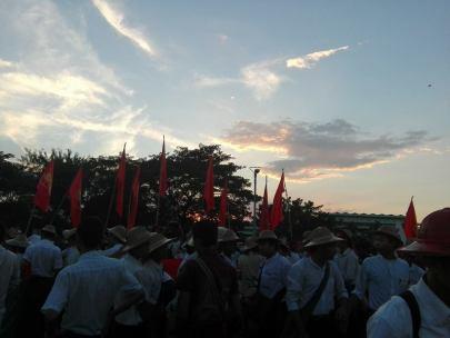 Mahasiswa Burma 10
