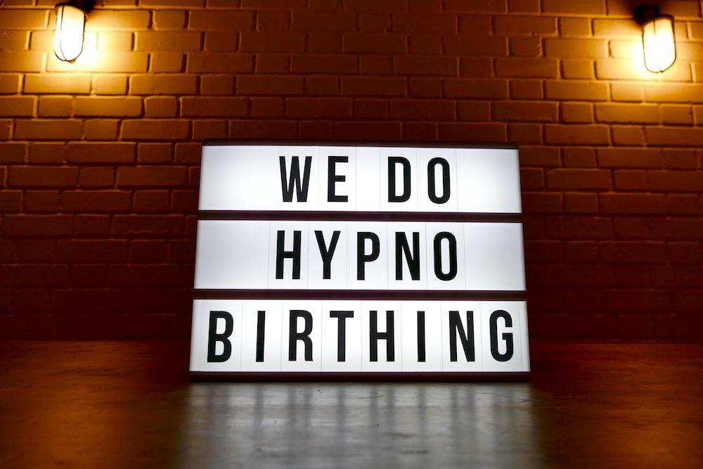 hypnobirthing london