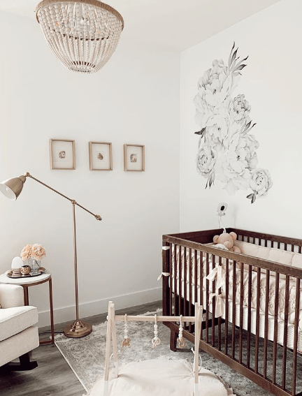 Recreate Francis Nicole's Nursery